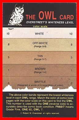 www comicbookcollectorsblog com rh makeitsomarketing tripod com overstreet guide grading definitions overstreet grading guidelines 2016