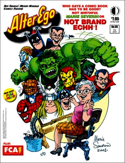 Click here to see the ALTER EGO MAGAZINES we have in our online store for sale!