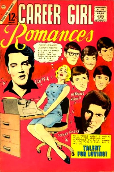 Click Here to see our ROMANCE comics listings!