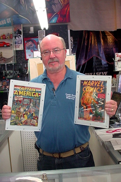 Click here to see the MARVEL SUPERHEROES COMICS we have in our online store for sale!