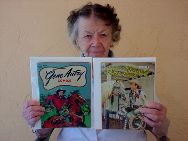 Click here to see the MOST COLLECTIBLE WESTERN COMICS we have in our online store for sale!