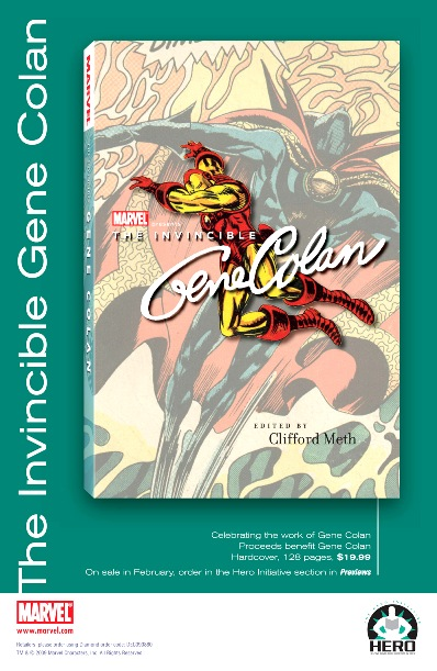 Click Here to see our GENE COLAN comics, books and magazines listings!
