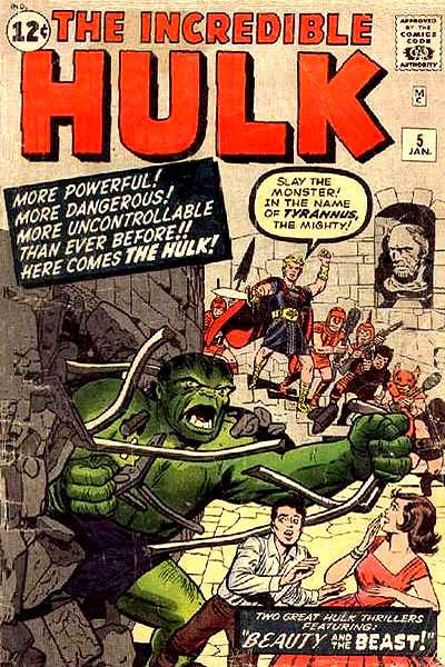 Hulk Comics 7