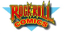 Click Here to see our ROCK COMICS listings!