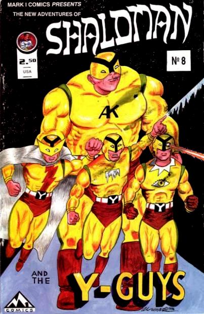 Click Here to see our TOY BASED COMICS Listings for Sale!